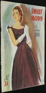 náhled knihy - Świat mody