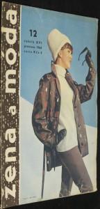 náhled knihy - Žena a móda 12