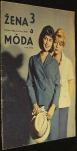 náhled knihy - Žena a móda 3