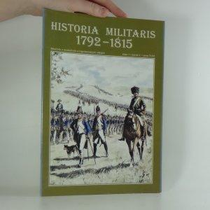 náhled knihy - Historia Militaris 1792 - 1815 Ročník II č. 1