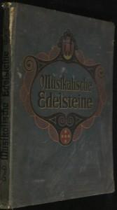 náhled knihy - Musikalische Edelstein