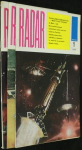 náhled knihy - Radar (1. - 4.) časopis pro kosmonautiku a raketovou techniku