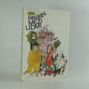 náhled knihy - Pavián mezi lidmi