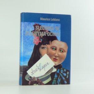 náhled knihy - Slečinka se zelenýma očima