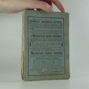 antikvární kniha Vlastencové z Boudy : historický obraz, 1904