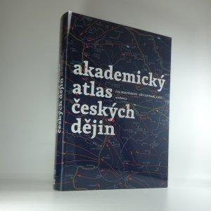 náhled knihy - Akademický atlas českých dějin