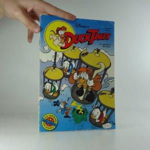 náhled knihy - Duck Tales. Číslo 12/1992.