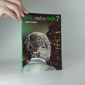 náhled knihy - Mít nebo být?