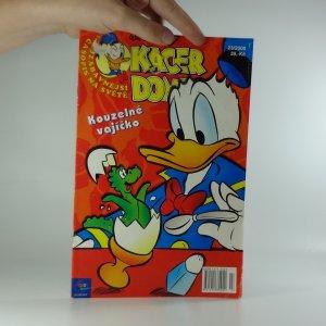 náhled knihy - Kačer Donald. Číslo 23/2000.