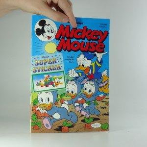 náhled knihy - Mickey Mouse. Číslo 10/1992.