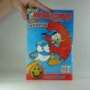 náhled knihy - Kačer Donald. Číslo 8/2007.