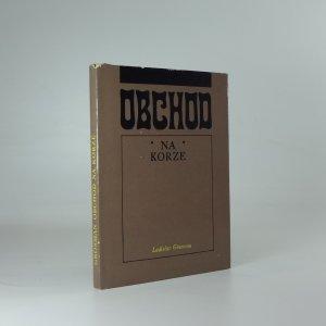 náhled knihy - Obchod na korze