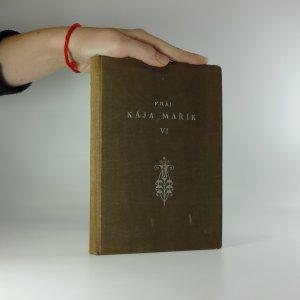 náhled knihy - Školák Kája Mařík (6. díl)