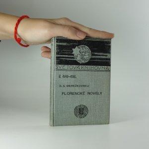 náhled knihy - Florencké novely