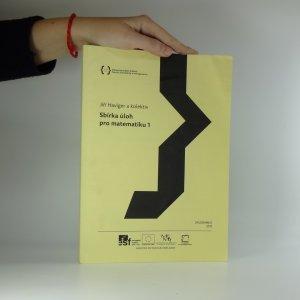 náhled knihy - Sbírka úloh pro matematiku 1