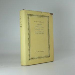 náhled knihy - Jokasta; Hubená kočka; Červená lilie; Cainquebille a jiné povídky