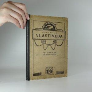 náhled knihy - Vlastivěda pro nižší třídy středních škol