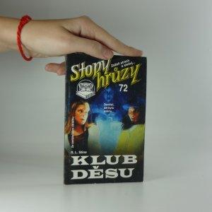 náhled knihy - Klub děsu