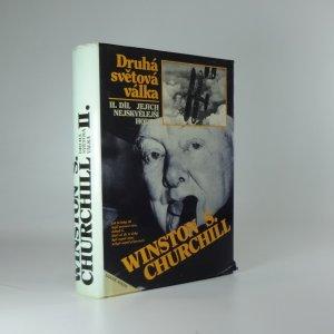 náhled knihy - Druhá světová válka, II. díl, Jejich nejskvělejší hodina