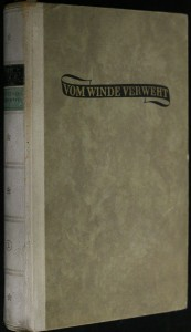 náhled knihy - Vom Winde verweht = [Gone with the Wind] : Roman