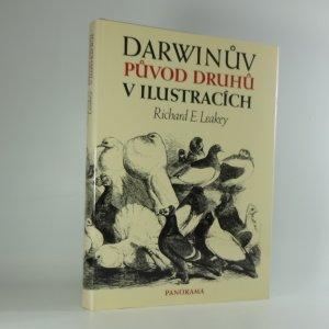 náhled knihy - Darwinův původ druhů v ilustracích