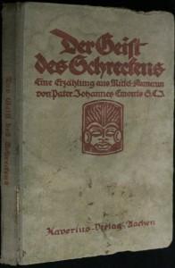 náhled knihy - Der Reist des Schreckens - Eine Erzählung aus Mittel-Kamerun