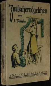 náhled knihy - Zwitschervögelchen Erzählung für junge Mädchen