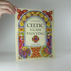 náhled knihy - Celtic Glass Painting