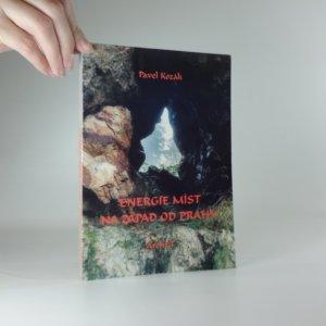 náhled knihy - Energie míst na západ od Prahy