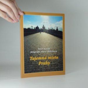 náhled knihy - Tajemná místa Prahy