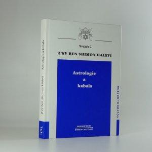 náhled knihy - Astrologie a kabala