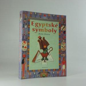 náhled knihy - Egyptské symboly