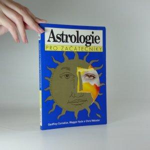 náhled knihy - Astrologie pro začátečníky