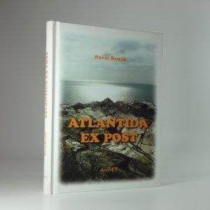 náhled knihy - Atlantida ex post