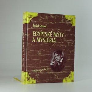 náhled knihy - Egyptské mýty a mystéria