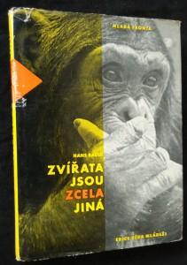náhled knihy - Zvířata jsou zcela jiná