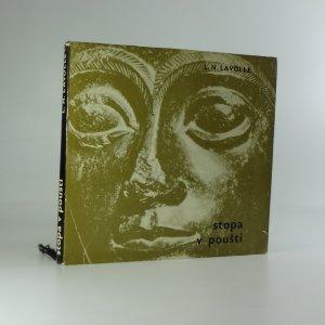 náhled knihy - Stopa v poušti - pro čtenáře od 9 let