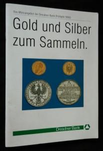 náhled knihy - Gold und Silber zum Summeln