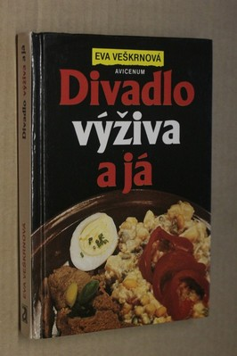 náhled knihy - Divadlo, výživa a já