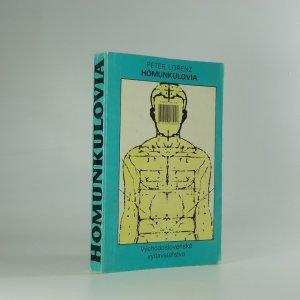 náhled knihy - Homunkulovia