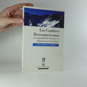 náhled knihy - Las Cumbres Iberoamericanas