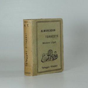 náhled knihy - Almancadan Türkceye