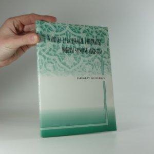náhled knihy - Kapitoly z frazeologie a idiomatiky moderní spisovné arabštiny