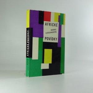 náhled knihy - Africké povídky