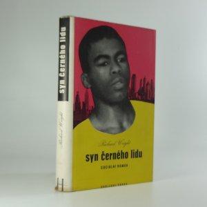 náhled knihy - Syn černého lidu