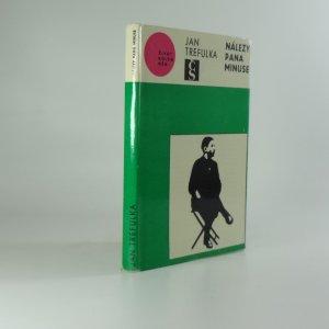 náhled knihy - Nálezy pana Minuse