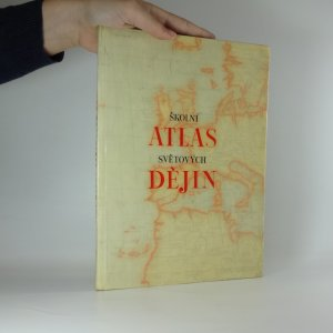 náhled knihy - Školní atlas světových dějin