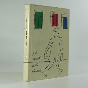 náhled knihy - Malá dramata