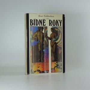 náhled knihy - Bídné roky
