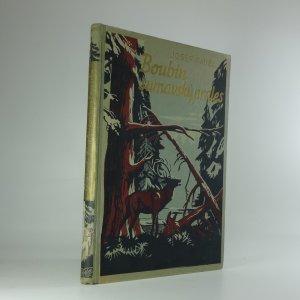 náhled knihy - Boubín šumavský prales (s fotografiemi zvířat Dr. V. J. Staňka a obrazy z pralesa i okolí Boubína)